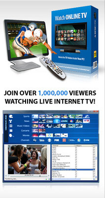 Product picture Stream 4500+HD Channels Live On Your Pc